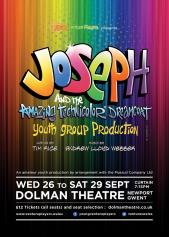 Joseph and his Technicolor Dreamcoat ( A Youth Production)